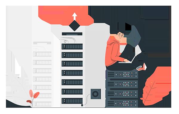 Servicio de backup online para empresas