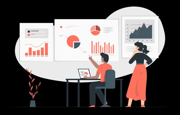 Cuadros de mando para el análisis de datos en empresas