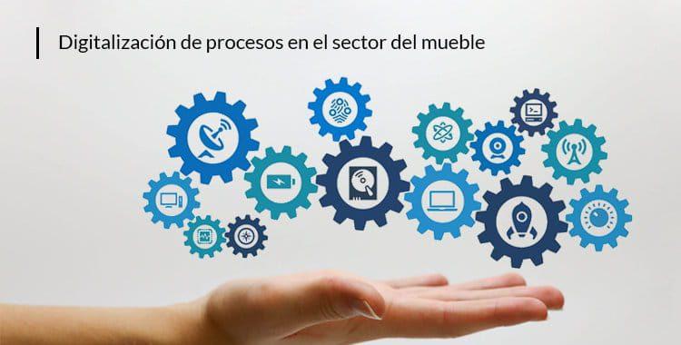 Digitalización de procesos en el sector del mueble