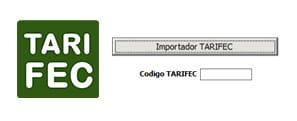 importador Tarifec