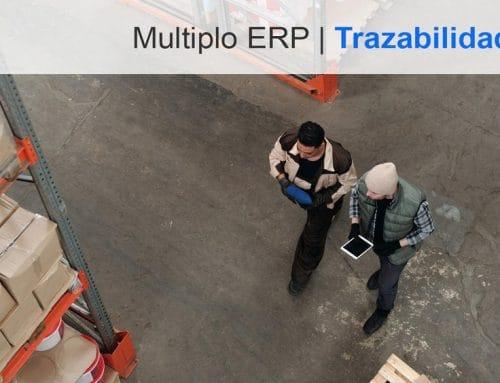 Nuevo módulo de trazabilidad ya disponible para Multiplo ERP