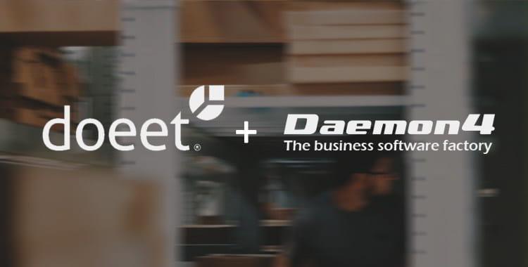 Daemon4 es desde ahora partner comercializador de <b>Doeet</b>
